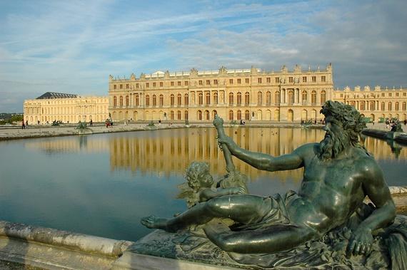 قصر فرساي بباريس
