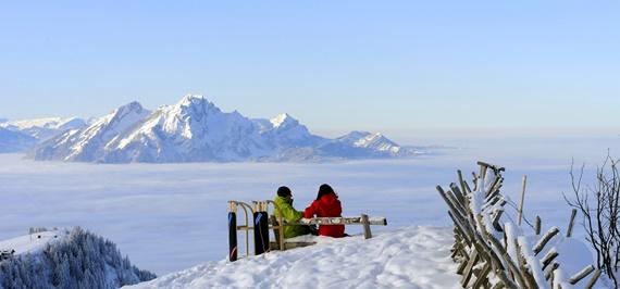 أهم المعالم السياحية فى سويسرا منطقة ريجى الثلجية