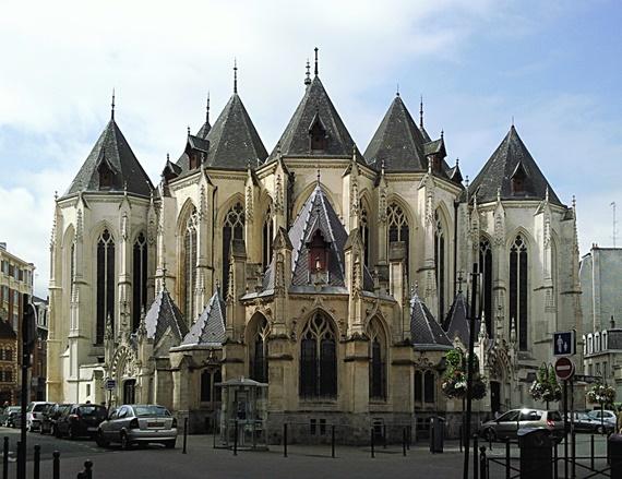 المعمار الرائع فى مدينة ليل الفرنسية