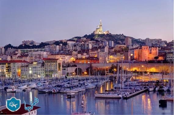صورة مدينة آكس آون بروفانس فى فرنسا