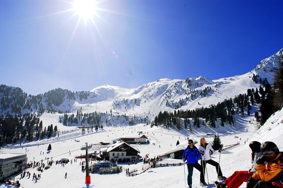 جبال الألب الفرنسية قمة جبل مونت بلان