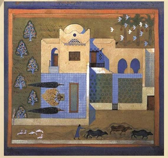 مسابقة حسن فتحى فى العمارة بمكتبة الأسكندرية