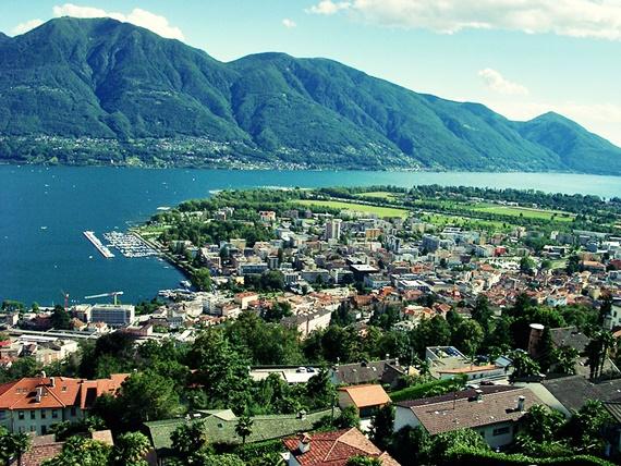 أهم المعالم السياحية فى مدينة لوكارنو السويسرية