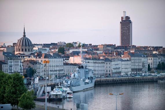 مدينة تانت الفرنسية الجميلة