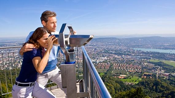 أهم المعالم السياحية فى سويسرا برج المراقبة أوتليبيرج
