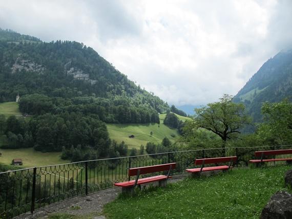 رحلتى الى سارنين السويسرية