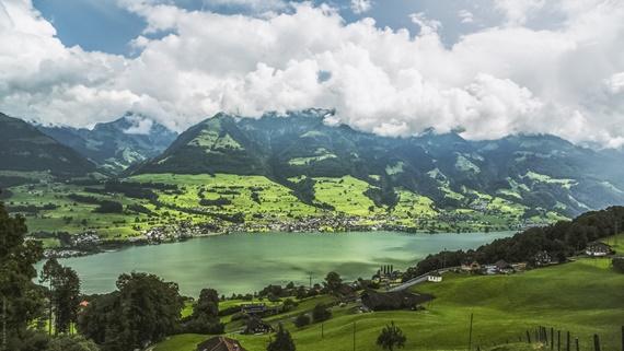 أهم المعالم السياحية فى مدينة سارنين سويسرا