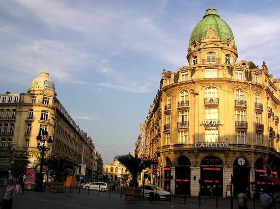 المعالم الأثرية فى مدينة ليل الفرنسية