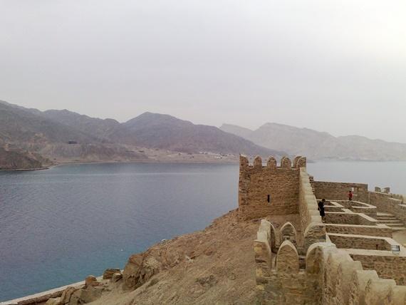 Photo of جزيرة فرعون من أهم المعالم السياحية في مدينة طابا
