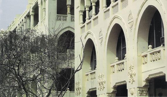 الطراز المعمارى المتميز بمصر الجديدة