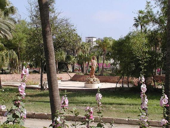 أهم المعالم السياحية فى الاسكندرية حدائق قصر أنطونيادس
