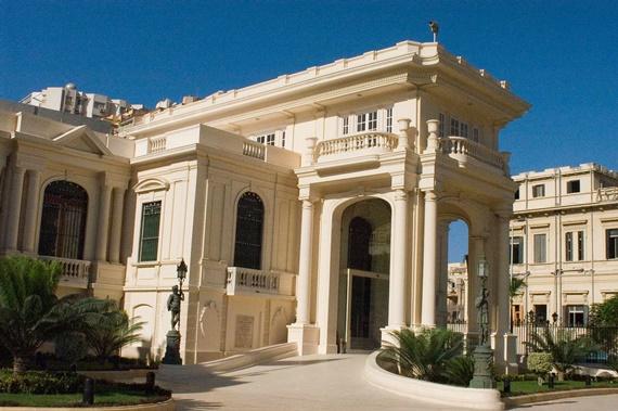 متحف المجوهرات الملكية بمدينة الأسكندرية