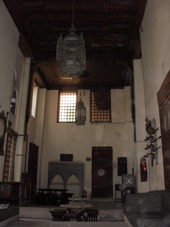 متحف جاير أندرسون فى مدينة القاهرة