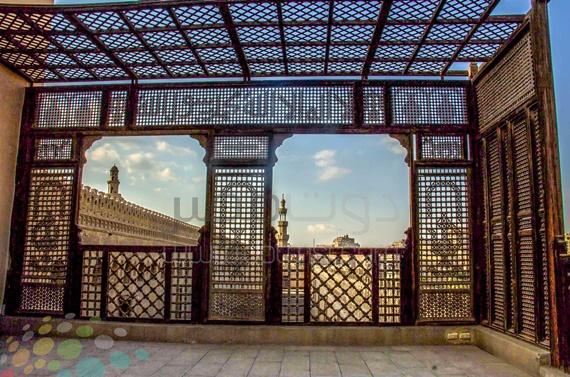 شرف بيت الكريتلية العربي او متحف جاير اندرسون