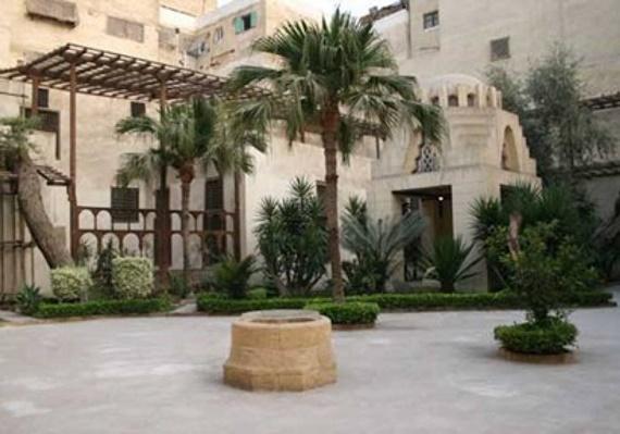بيت السحيمي من أهم معالم مدينة القاهرة