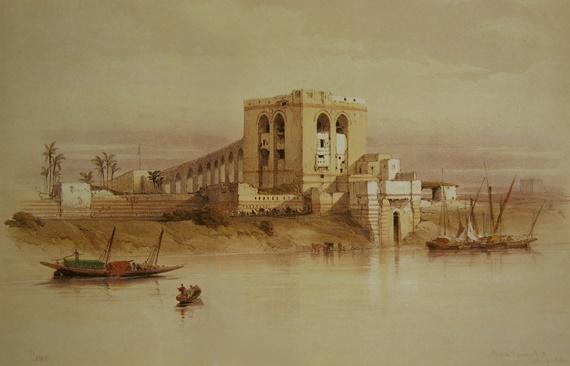 صورة سور مجرى العيون من أهم المعالم السياحية فى القاهرة