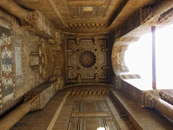 جامع الرفاعى من أهم آثار مدينة القاهرة الأسلامية