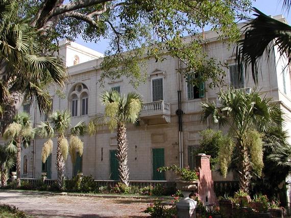قصر أنطونيادس فى مدينة الأسكندرية