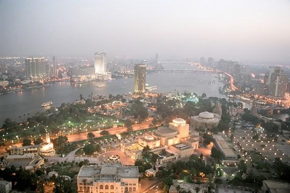 أهم المعالم السياحية فى مدينة القاهرة