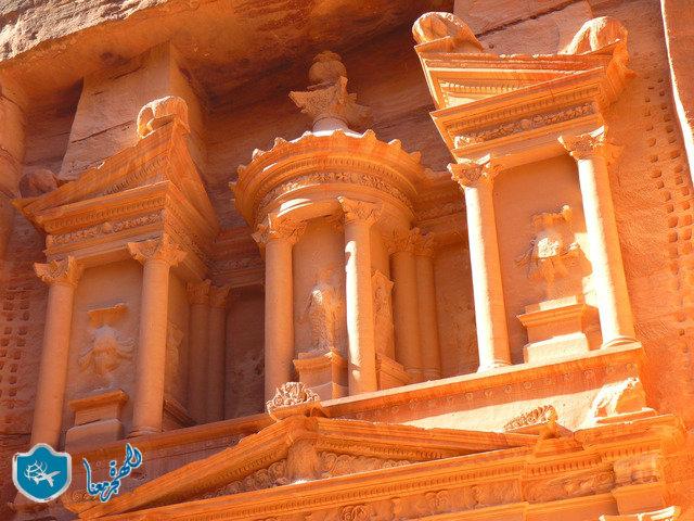 رحلتي إلى البتراء الأردنية سيدة عجائب الدنيا السبع