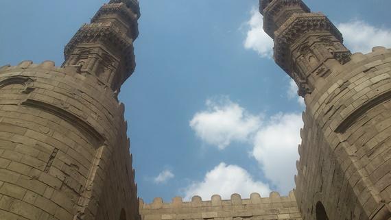 باب زويلة أهم المعالم السياحية فى مدينة القاهرة