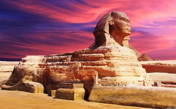 Photo of تمثال أبو الهول من أهم المعالم السياحية بالجيزة