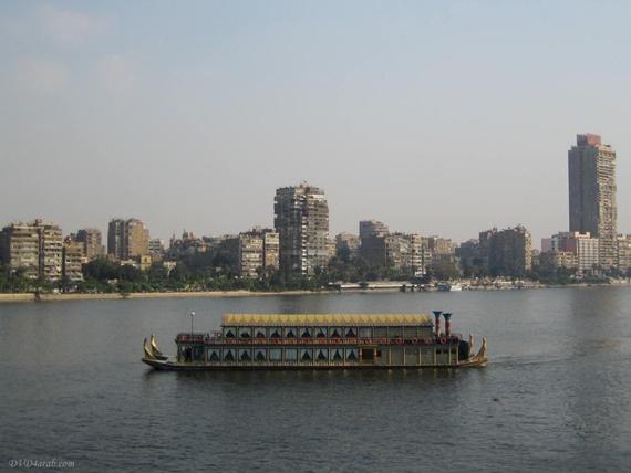 نهر النيل هبة المصريين