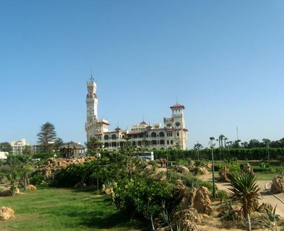 مدينة الأسكندرية قصر المنتزة