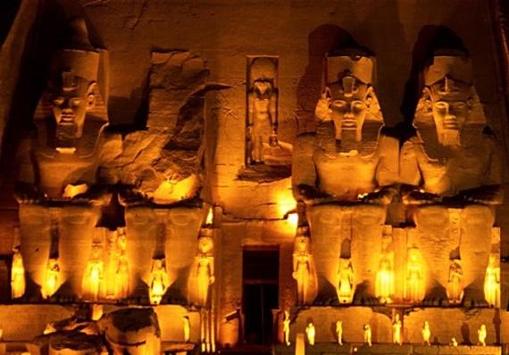 Photo of معبد أبو سمبل من أهم المعالم السياحية فى مدينة الأقصر