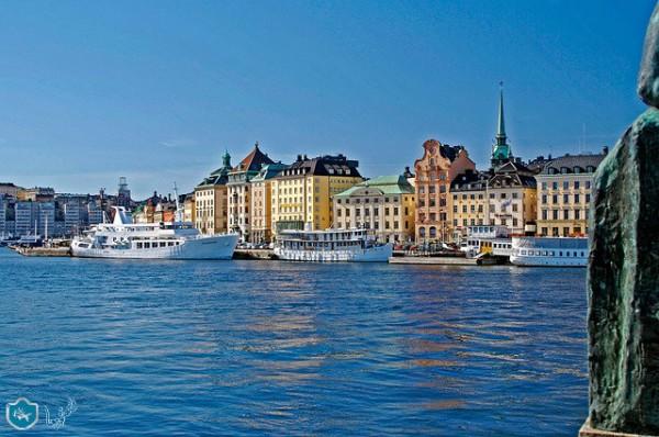 600 لاجئ تقدم بطلب لجوء في السويد الأسبوع الماضي