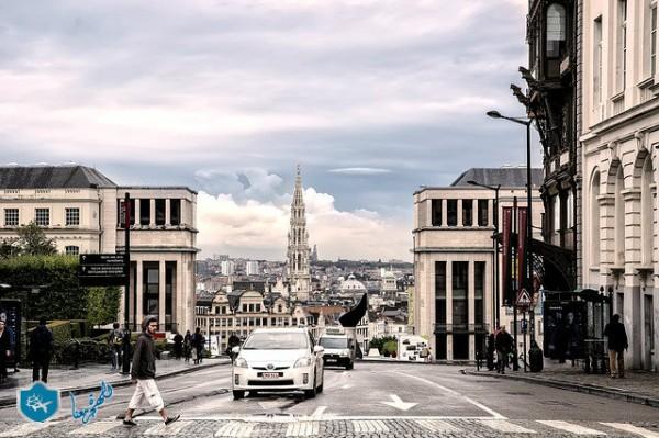 بلجيكا تضع سقفاً لأعداد اللاجئين التى تنوي استقبالهم