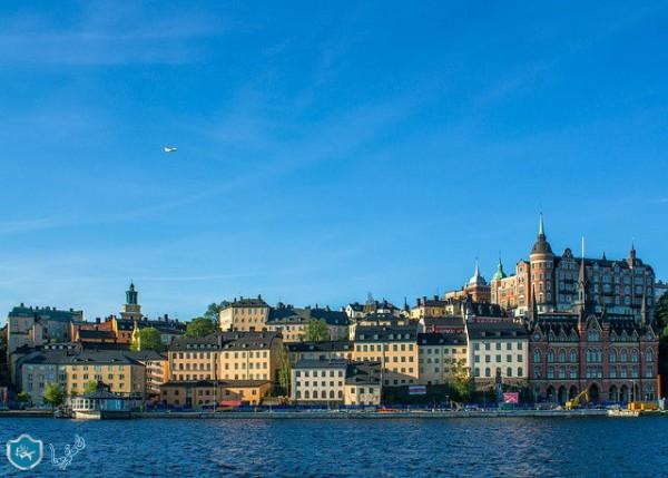 الهجرة تزيد عدد السكان في السويد