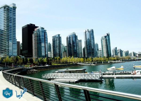 اجمل مدينة في كندا
