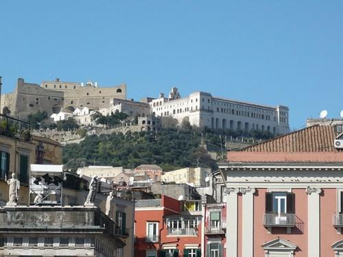 قلعة سانت إلمو