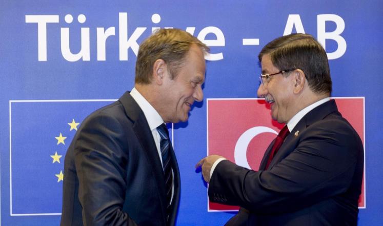 ما ينص عليه اتفاق تركيا واوروبا بشأن اللاجئين