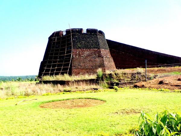 حصن بيكال في كيرلا