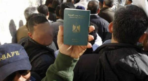 ترحيل العمالة المصرية من الدول العربية