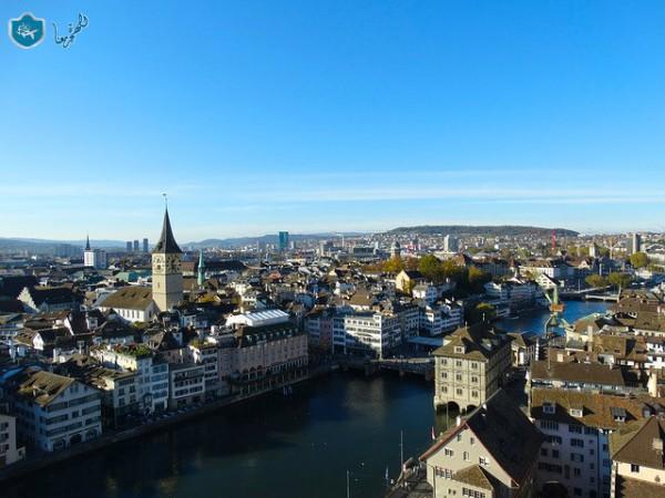 الهجرة إلى سويسرا عن طريق الإنترنت