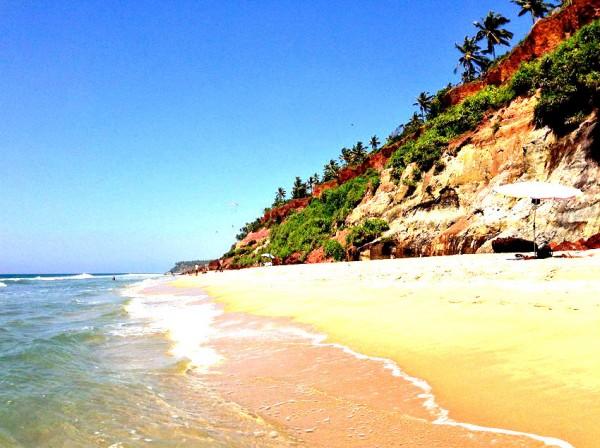 الشواطئ في كيرلا