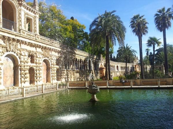 قصر المورق اسبانيا