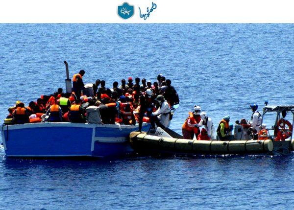 صورة الهجرة من ليبيا الى اوروبا تقلق الاتحاد الأوروبي