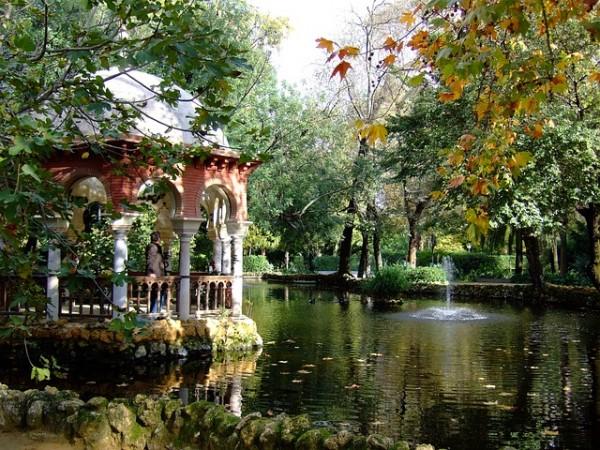 حديقة ماريا لويزا