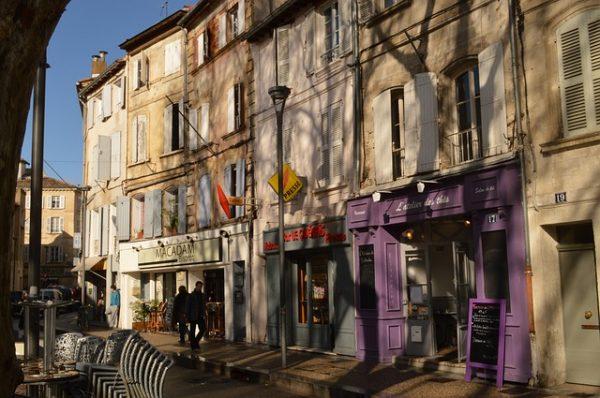 اهم الاماكن السياحية في افينيون الفرنسية