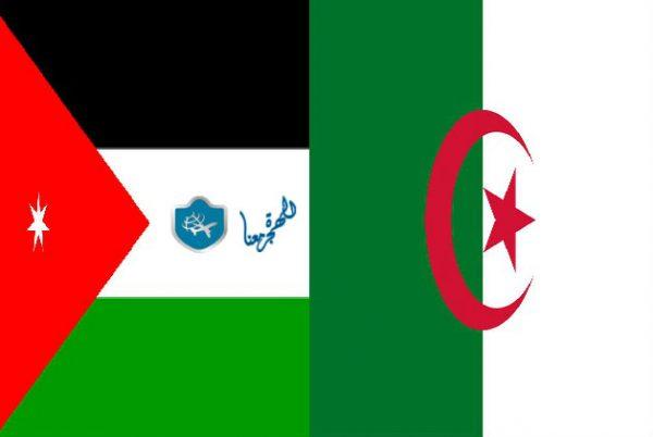 السفارة الجزائرية في عمان