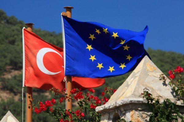 الغاء تأشيرة اوروبا للأتراك