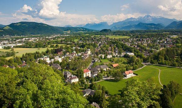 الطبيعة في المانيا