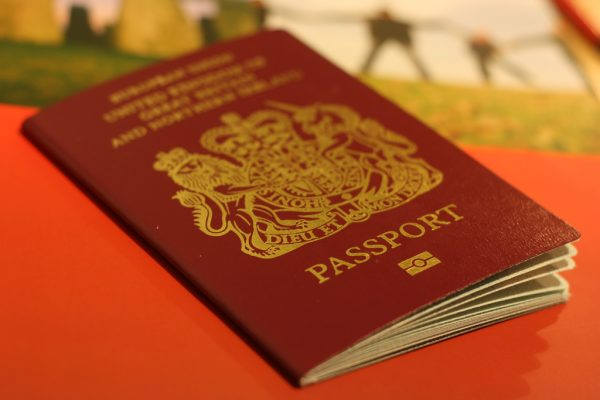 قوة جواز السفر البريطاني