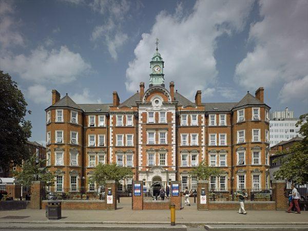 كلية لندن الامبراطورية ببريطانيا