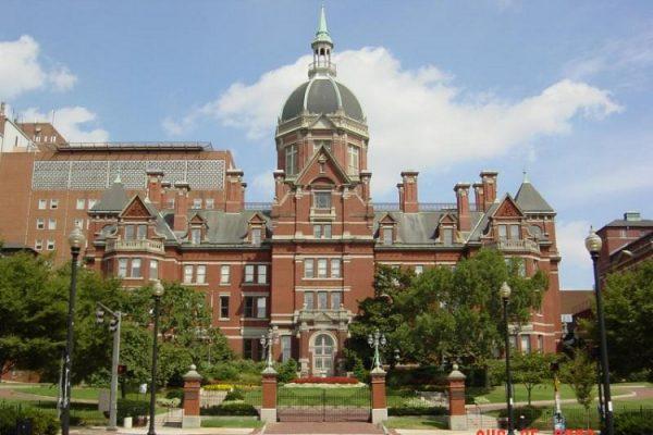 جامعة جونز هوبكنز بأمريكا