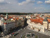 الساحة القديمة في براغ